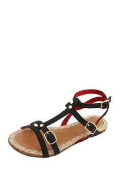 Eddie Marc Kids Contrast Sandal on HauteLook