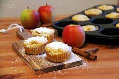 homemade and baked Food-Blog: {Werbung} Apfel-Zimtmuffins und die Back-App Simply Yummy + Gewinnspiel