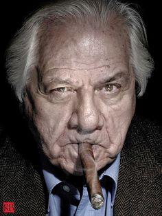Thierry et ses cigares: Michel Galabru