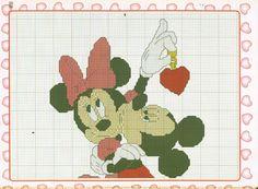 Gallery.ru / Фото #30 - punto de cruz Disney 2 - anfisa1