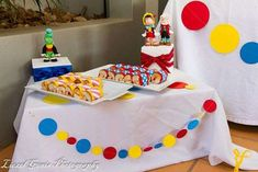 Pinocchio Birthday Party Ideas | Photo 1 of 53 | Catch My Party