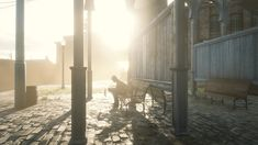 Game: Red Dead Redemption 2 System: Sony Playstation 4 Pro Impressions played and filmed by winkytwinky (winkytwinky.com) Red Dead Redemption, Playstation, Sony, Games, Outdoor, Outdoors, Gaming, Toys, The Great Outdoors