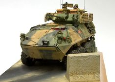 ASLAV-25 Armored Personnel Carrier (Australia)