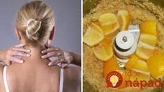 1 lyžička 3x denne a kĺby fungujú ako za mlada: Toto vysaje nadbytočnú soľ z vášho tela – pomoc kostiam, kĺbom aj orgánom! Kefir, Detox, Fruit, Vegetables, Health, Ethnic Recipes, Food, Dna, Health Care