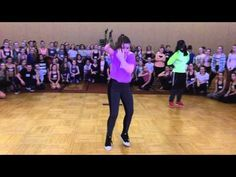 Watch This Inspiring Teen Hip Hop Dancer With One Arm Perform An Amazing Routine