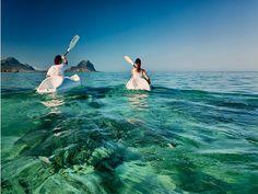 Snorkeling | Beuchat Mauritius Honeymoon, Mauritius Island, Snorkeling, Niagara Falls, Waves, Sea, Adventure, Outdoor, Memories