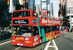 See New York City from Gray Line New York's All Loops Tour heading uptown, downtown, and to Brooklyn. Book now and get a discount by visiting http://couponpal.com/coupon-codes/newyorksightseeing.com