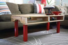 pallot coffee table