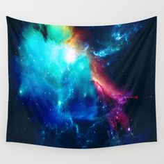 Birth of a Dream Wall Tapestry