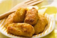 ¡Qué fáciles estas croquetas de pollo thermomix! ✅ #CroquetasDePolloThermomix #croquetasThermomix #RecetasThermomix #AperitivosThermomix #tapas