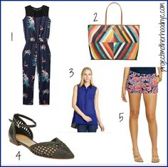 5 Must-Have Items, Perfect For Warm Weather Style #fashion #shopping