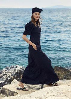 Harper's Bazaar Australia's December 2016 -  Karmen Pedaru - Sylve Colless