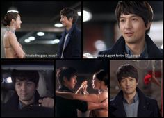ChangMin keeps trying to call JinHee to tell her not to worry about the dismissal notice but her phone is off. He learned she went somewhere with Dr Kook and actually passes by them on the way to work. Kdrama, Emergency Couple, Choi Jin Hyuk, Keep Trying, Working Together, Medical School, Divorce, Comedy, Romantic