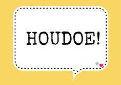 """Kaart uit de kaartenset """"brabantse berichtjes"""" #houdoe #dialect #brabant #brabants #kaartjes"""