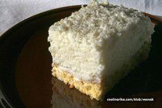 Recepti za top jela i poslastice: Kolač od kokosa- priprema jednostavna