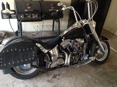 '89 Harley Davidson Heritage Softail Custom