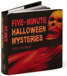 Five-Minute Halloween Mysteries Little Gift Book