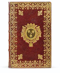 ALMANACH ROYAL, ANNÉE M. DCC. LXXV. PARIS, LE BRETON, 1775.