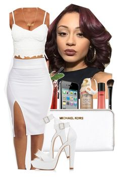 """""""Untitled #242"""" by cupcakegirl1126 ❤ liked on Polyvore featuring MICHAEL Michael Kors and Forever New"""