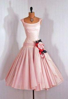 Vibtage '1950, Party Dress