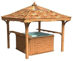 cool gazebo idea