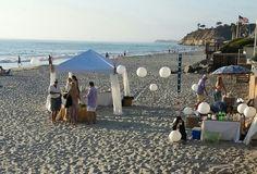 Beach party by McDonald Mattern Design