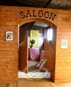Adult Wild West Party Theme | ... fantastic entrance and help set the scene for a Wild West Party