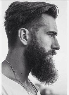 Treat your beard with love. 'GEORGEE Fresh' Beard oil and all your #beardcare needs.
