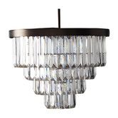 Found it at AllModern - Tierney 6 Light Crystal Chandelier, also Tia at joss and main
