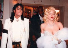 Michael Jackson and Madonna at the Oscars - Αναζήτηση Google