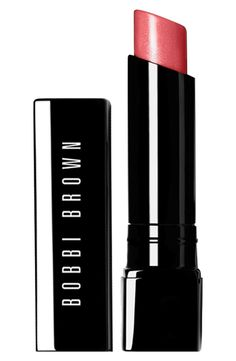 Loving this 'Pink Tulip' creamy lip color by Bobbi Brown! It has emollient shea butter and skin conditioners so it can be worn all day and leaves lips soft and moisturized.