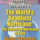 A complete lesson about the world's deadliest hurricane that begins with an AMAZING WORLD RECORD OF WEATHER—  ✓ The World's Deadliest Hurricane—The...