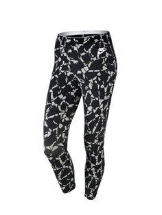 Nike Sportswear Women's Legging 803987-010 Nike Sportswear, Women's Leggings, Lolo, Sweatpants, Boutique, Fashion, Sportswear, Stretch Fabric, Woman