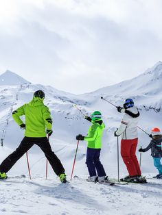 Winter, Mount Everest, Skiing, Mountains, Nature, Ice Climbing, Long Distance, Ski Trips, Sled