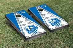 Pyramid of Power Montreal Impact Corn Toss Game