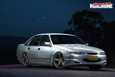Aero-kitted VS Commodore may look like it's Holden-powered but look closer and you'll find a tricked out LS1