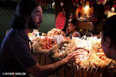 Egg shop, La Boqueria, El Primer Ou, Cooking Class, Market Tour, Barcelona
