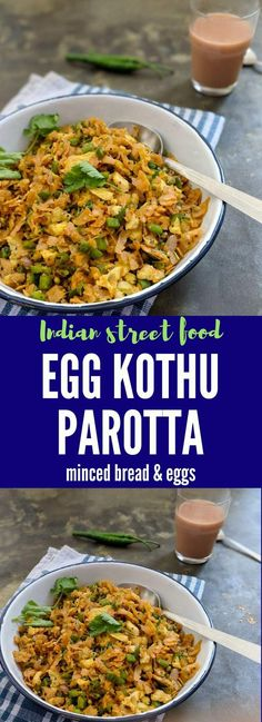 Easy breakfast made using leftover bread / roti, scrambled eggs, onions and spices - - Indian egg recipes - Easy Indian Recipes, Organic Recipes, Breakfast Bowls, Breakfast Recipes, Breakfast Ideas, Frugal Meals, Easy Meals, Vegetarian Recipes, Healthy Recipes