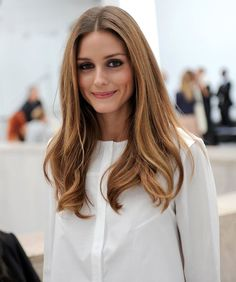 Image result for olivia palermo hair 2017