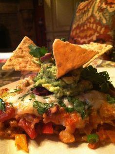 Mexican Lasagna (GF, VG)