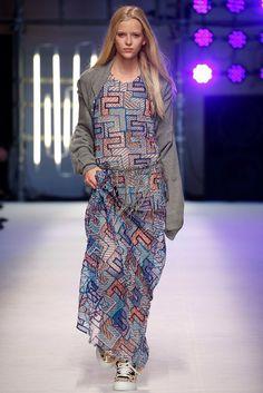 MSGM Spring 2016 Ready-to-Wear Fashion Show