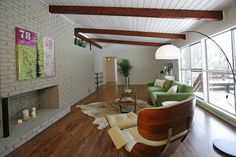 THE DEN | Homes | Pinterest | Tv walls, Storage and Living spaces