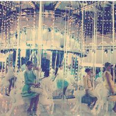 Louis Vuitton dream :: carousel and all.