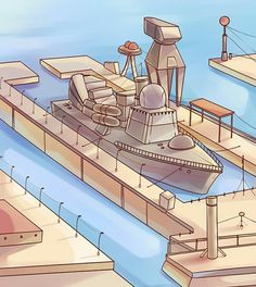 Zoek de fout (de boot past er niet  uit)
