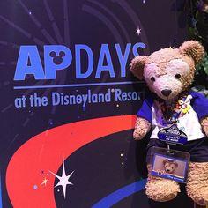 #APDays #Disneyland by duffy_thebear