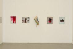 Jean-Luc Moulène - série d'objets de grève, 2000-03