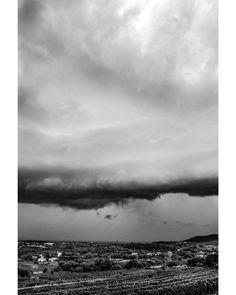 """Stormy weather... #stormyweather #storm #carsotriestino #stormy #karst #landscape_captures #bnw_globe #landscapephotography #bnw_of_our_world #bnw #photooftheday #photographer #blackandwhitephoto #travelphotography #travelblogger #landscape #blacknwhite_perfection #coutryside #wineyard #rain #nature #agriculture #trieste2017 #triestesocial #weather #friuliveneziagiulia #italy #travelgram"" by @gigliolantonazzi. #fslc #followshoutoutlikecomment #TagsForLikesFSLC #TagsForLikesApp #follow…"