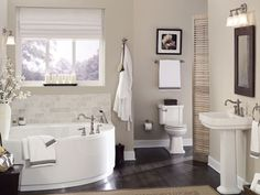 Amberley bath collection from Mirabelle
