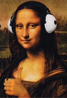 Mona Friends, La Madone, Mona Lisa Parody, Mona Lisa Smile, Instagram Story Filters, Renaissance Artists, Cult, Guinness World, Arte Pop