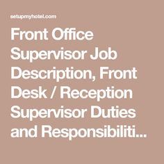 357 Best Front Office Images On Pinterest Advertising